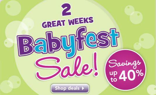 """Babies R Us """"Baby Fest Days"""" - Winnipeg MA Canada ..."""