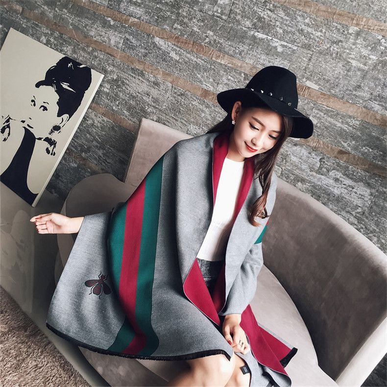 e28b7f6b107 Click to Buy    fashion winter wool 14 color scarf Thick women winter