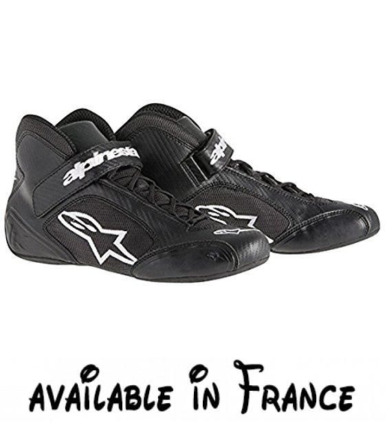 Alpinestars 41Bottines Tech Carbone de Chaussures K 1 Kart QxtsBhdrC