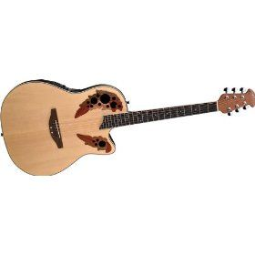 Applause (by Ovation) AE148-4 acoustic/electric guitar. $250