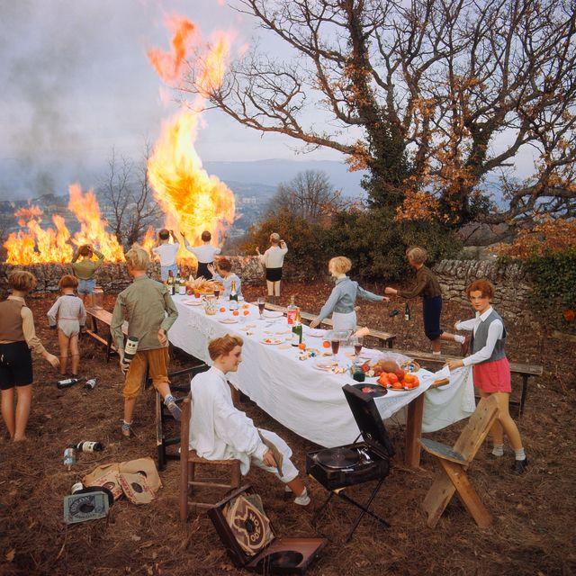 Bernard Faucon, 'Le banquet,' 1978, Matthew Liu Fine Arts