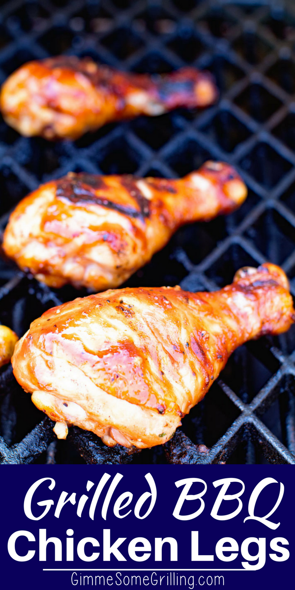 Delicious Grilled Bbq Chicken Drumsticks Are Perfect For Your Cookouts Barbecues And Bac Grilled Chicken Drumsticks Bbq Chicken Drumsticks Bbq Chicken Recipes