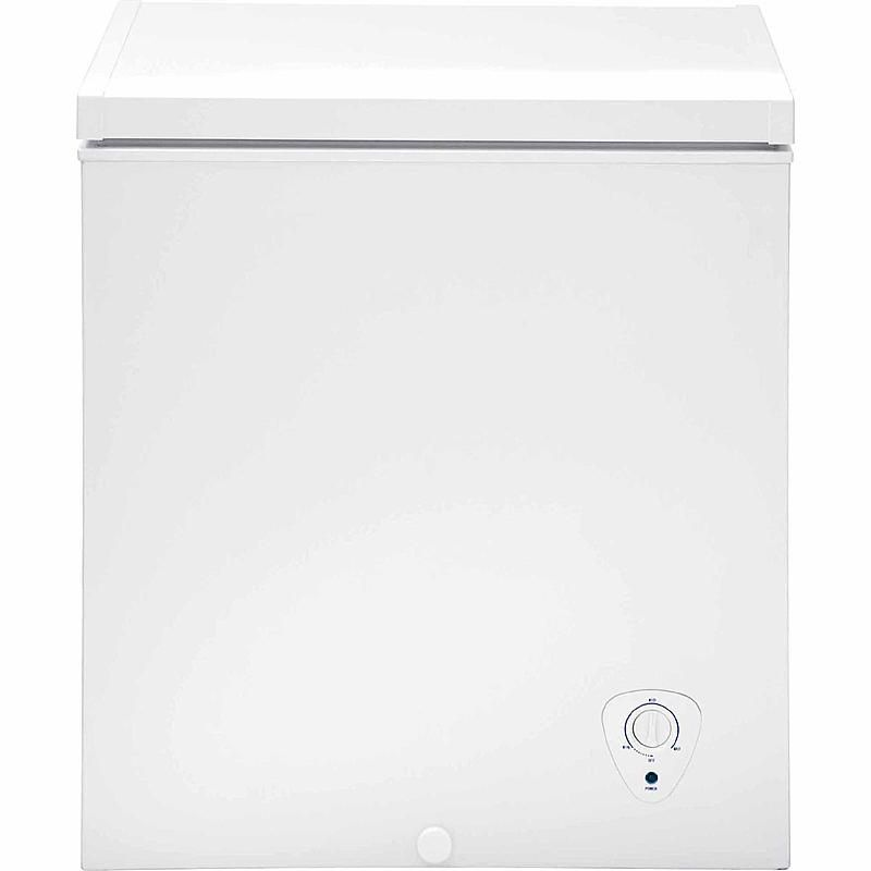 Kenmore 12502 5 1 Cu Ft Chest Freezer White Chest Freezer