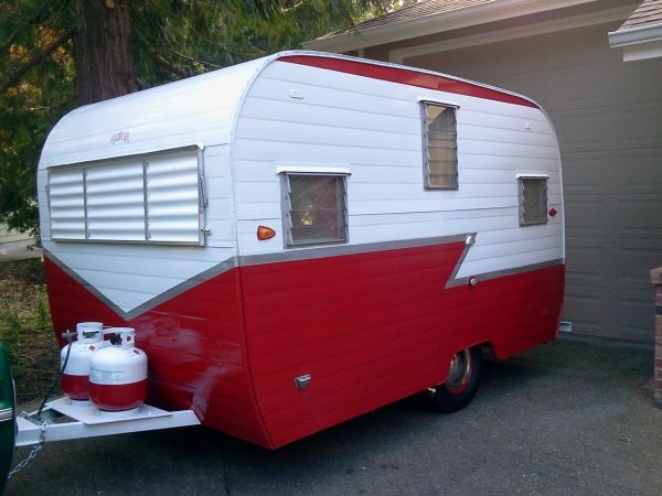 Olympia Vintage camper, Recreational vehicles