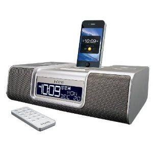 iHome iA9SZC AppEnhanced 30Pin iPod/iPhone Alarm Clock
