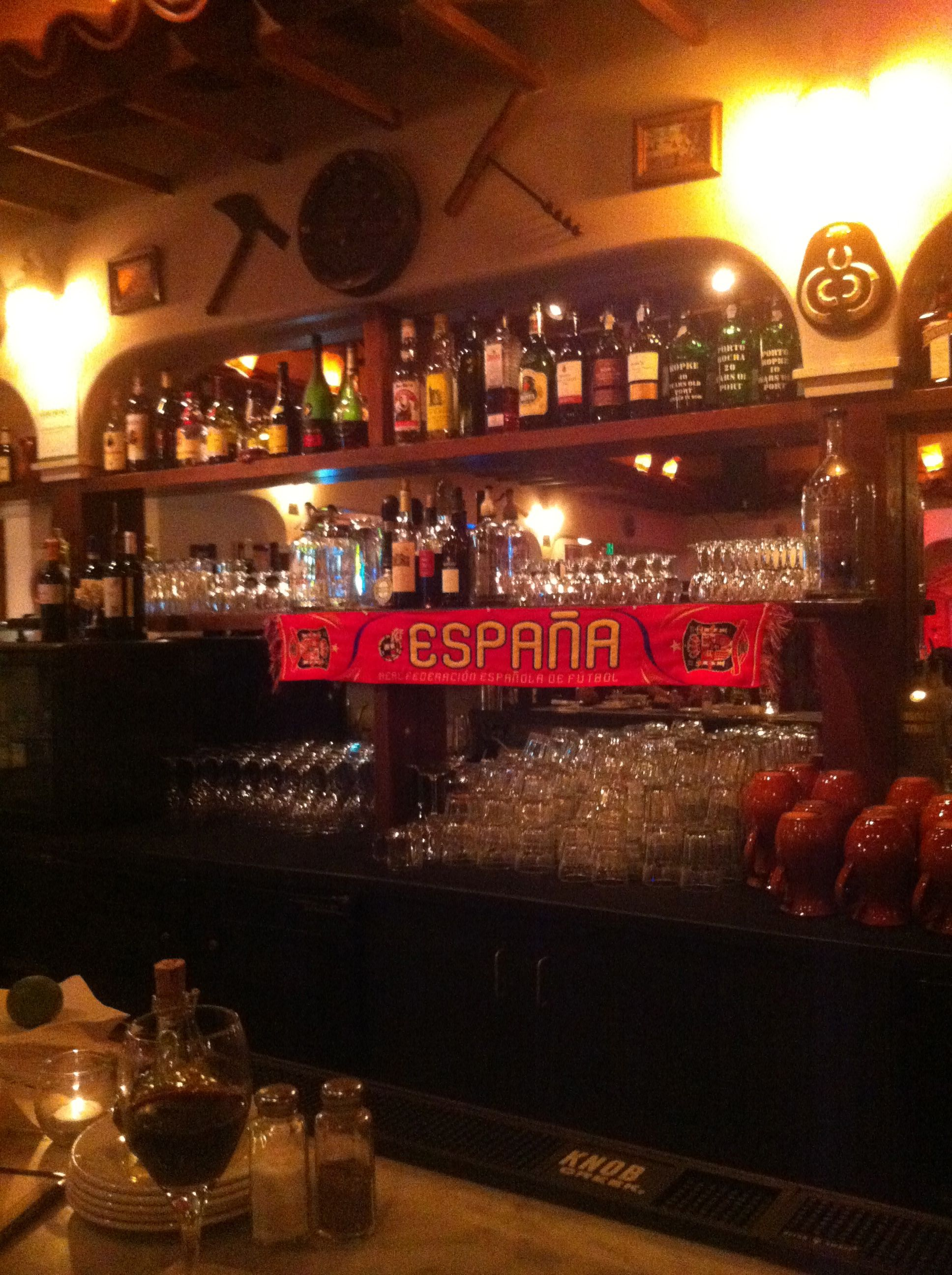 El Meson Tapas Bar In Santa Fe Tapas Bar Tapas Dining