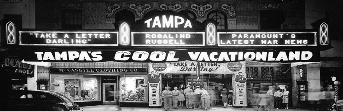 Pin by Debora Pennington on Vintage Movie Theaters Tampa