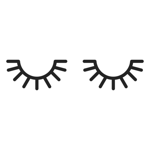 Sleepy Emoticon Closed Eyes Transparent Png Svg Vector Eye Logo Closed Eyes Background Design