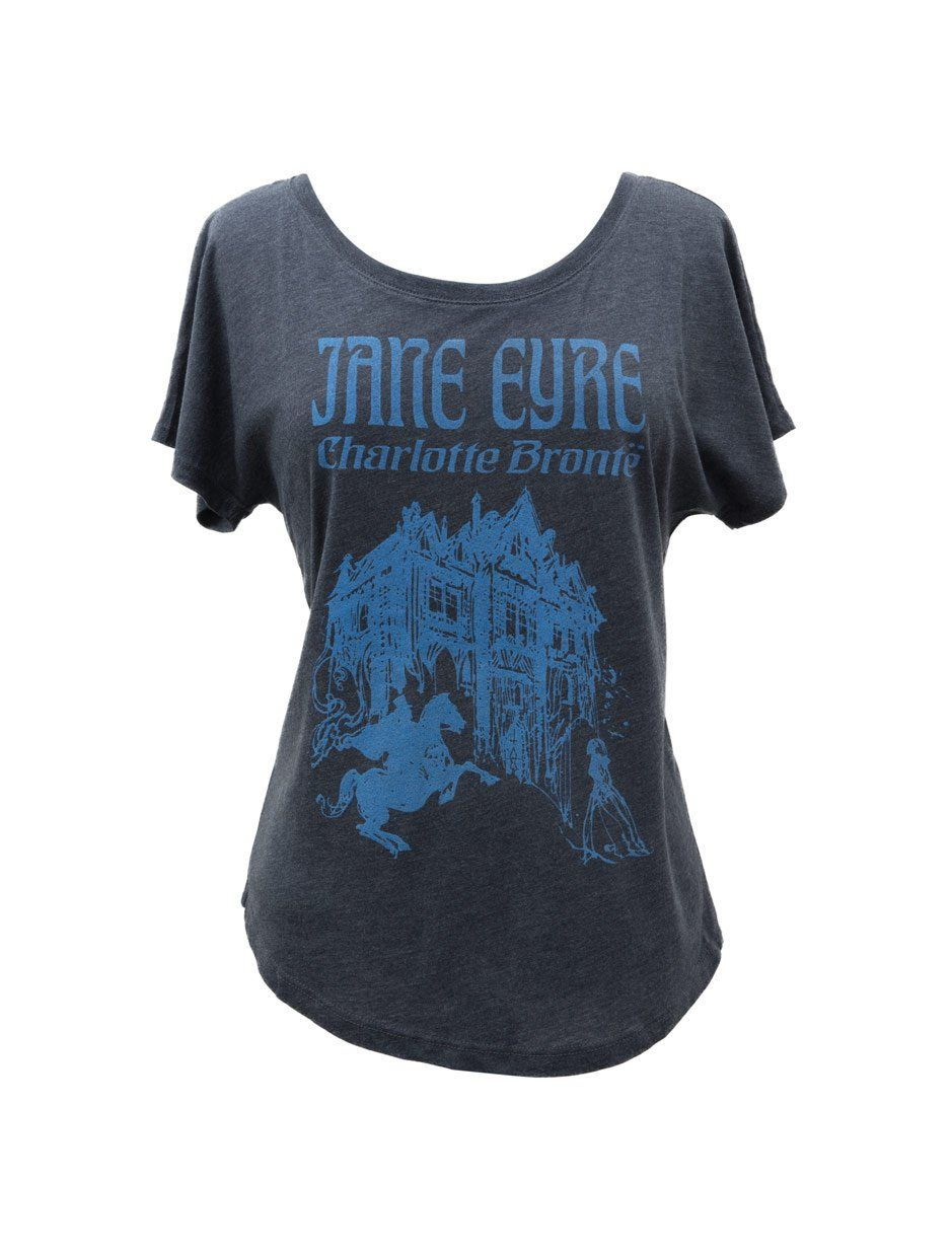 6fb6ec908845e Jane Eyre Women s Relaxed Fit T-Shirt in 2019