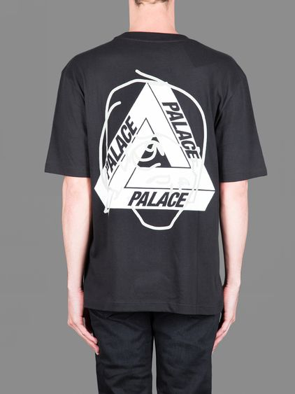 Palace Skateboards ferg head print long sleeved tee #palace #palaceskateboards