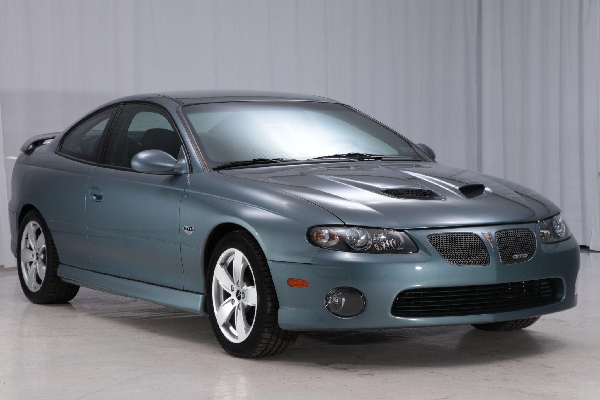 500Mile 2006 Pontiac GTO 6Speed 2006 pontiac gto