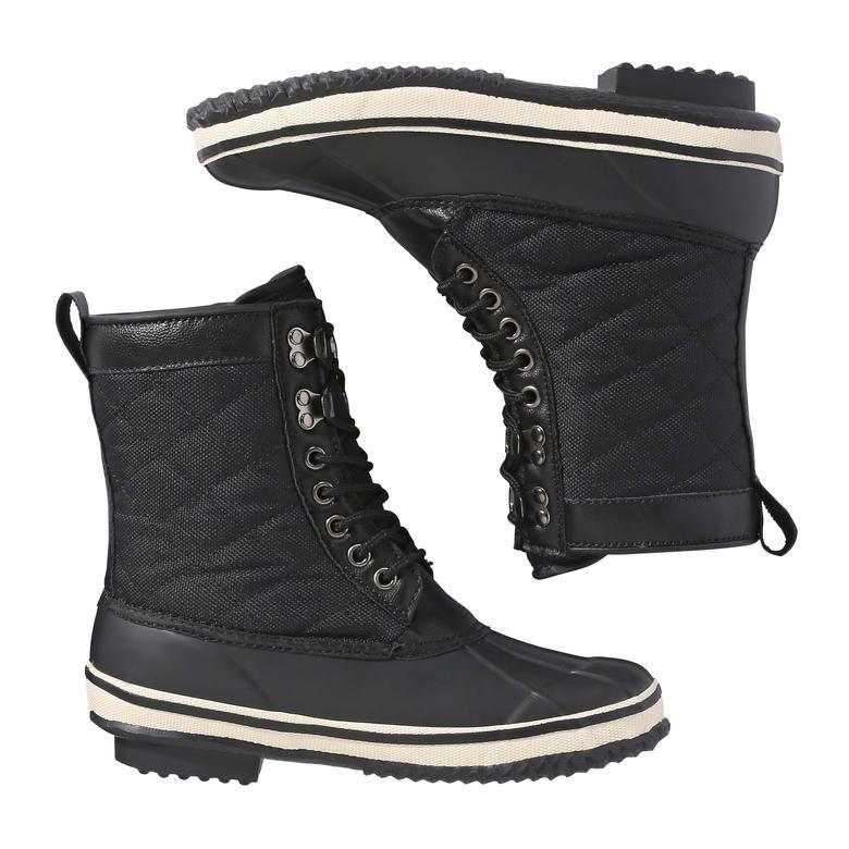 Quilted Winter Boots $69 *Joe Fresj   MY CLOSET   Pinterest   Joe ... : quilted winter boots - Adamdwight.com