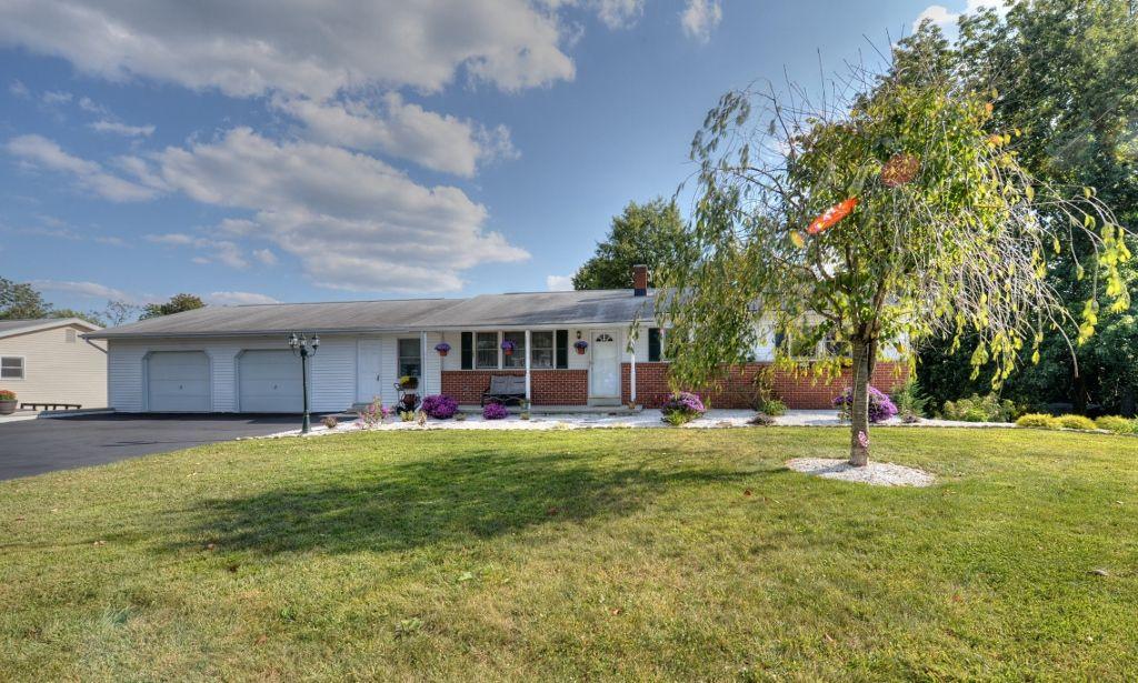 5907 Larue Street, Harrisburg ~ Ranch w/2 car attached garage plus 3 ...