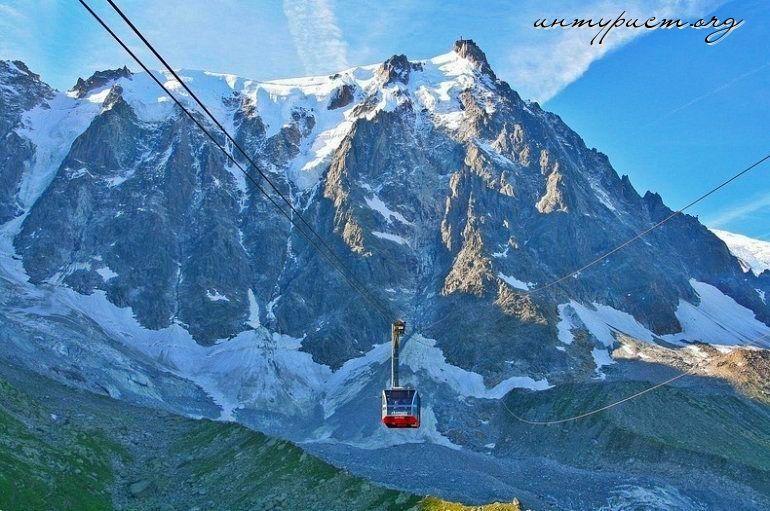 Кто же не слышал о самом популярном, самом крупном и самом старом курорте Французских Альп - Шамони! Географическое положение курорта позволяет кататься здесь не только во Франции, но и в соседней Италии на курорте Курмайор, а также в швейцарском Валлорсине и Вербье. Одно путешествие и три страны! Кстати, именно Шамони был местом проведения первых Зимних Олимпийских игр в истории - в 1924 году. http://интурист.org/blogi-turistov/shamoni-egyuij-dyu-midi-frantsiya