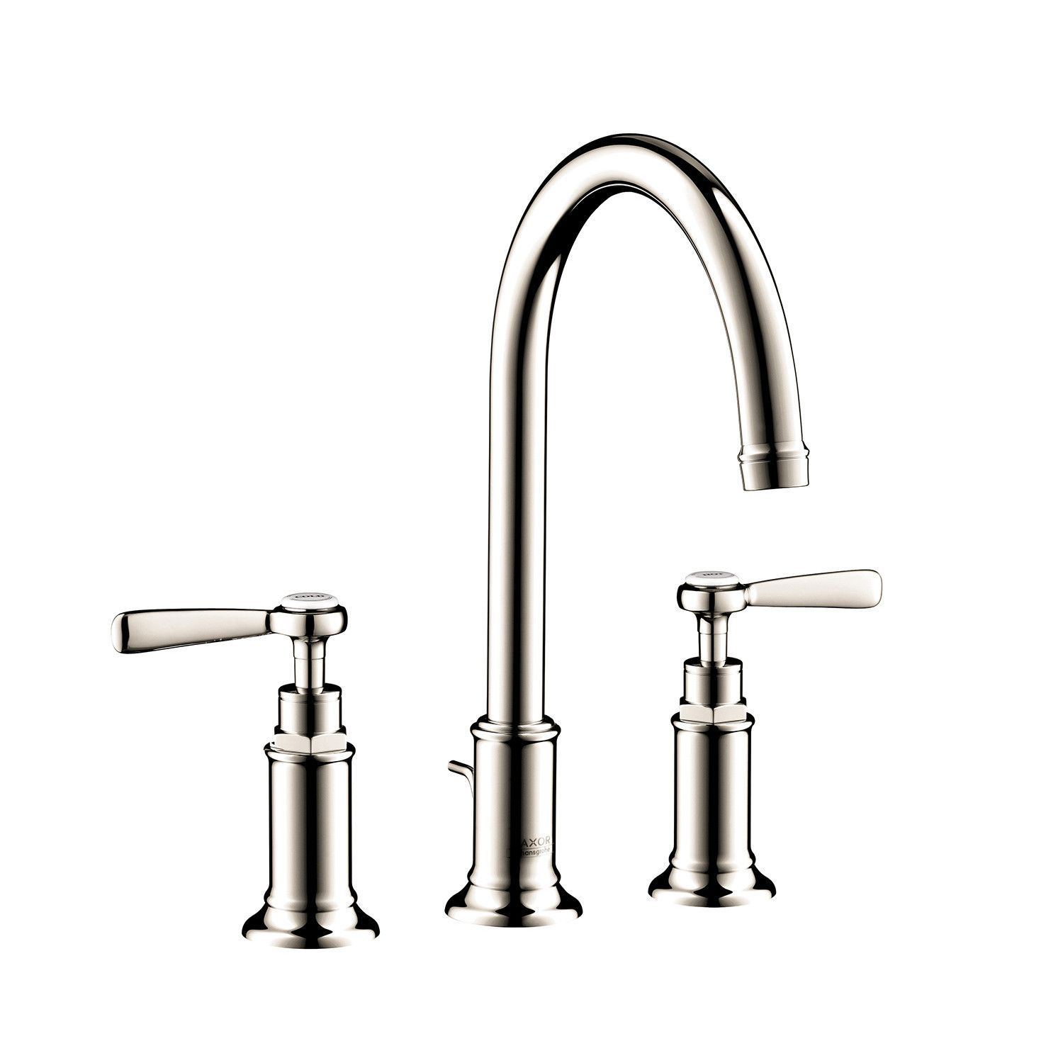 Hansgrohe 16514831 Polished Nickel Axor Montreux Bathroom Faucet ...