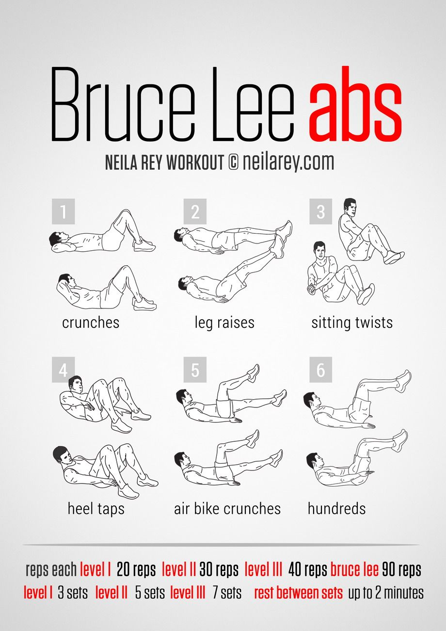 Ab workout - this site had amazing workouts you can do at