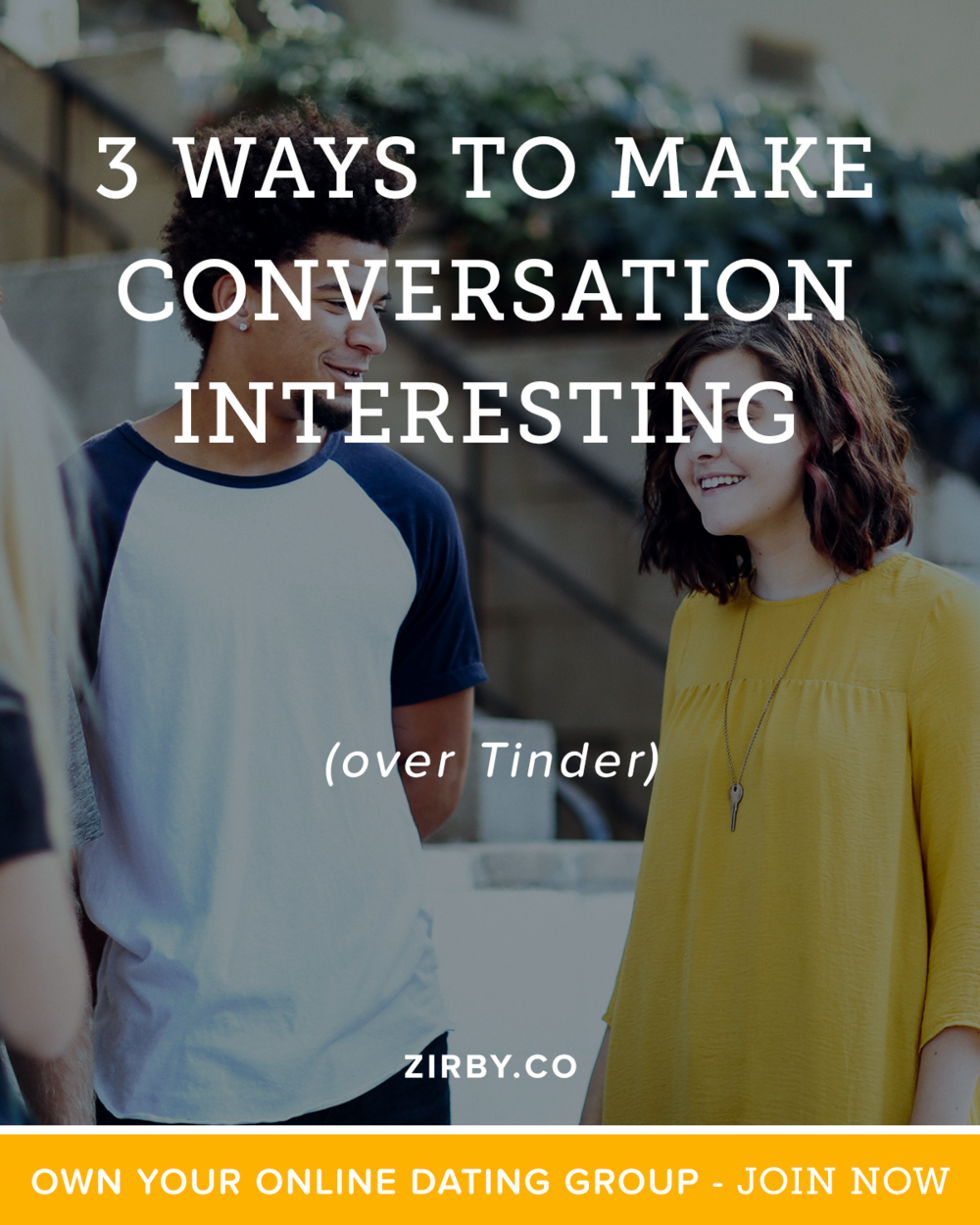 how to keep a conversation going online