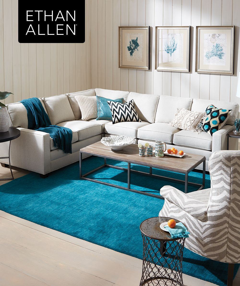 Sectional Sofas Speedy Delivery In 2020 Ethan Allen Living Room Ethan Allen Living Room Furniture Sectional Sofa