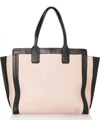 Chloé The Alison Leather Shopper