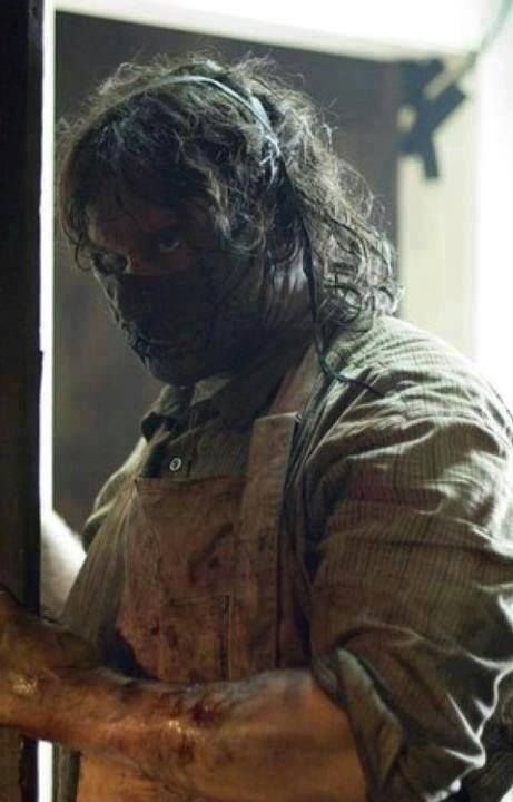 Leatherface 2006 | horror | Pinterest | Horror, Chainsaw ...