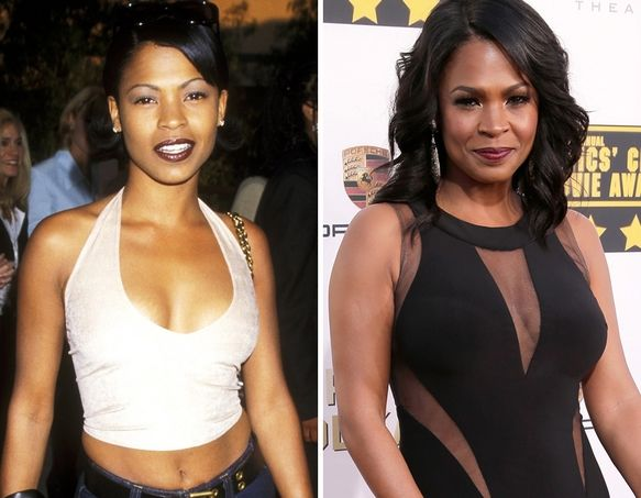 The 49-year-old actress Nia Long is giving complexity to the new and young actors with her glamorous and radiant looks.
