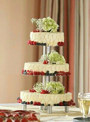 Hochzeitstorte Rustikal Hochzeit Wedding