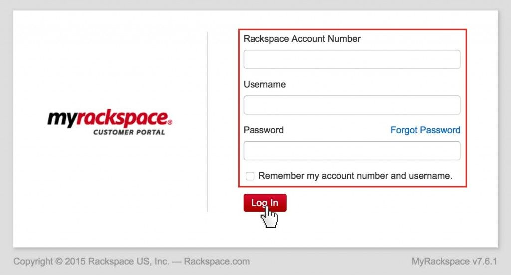 Nstructions For Rackspace Login Rackspace Is A Company That Provides Online Storage Services Https Www Loginn Co Rackspace Login