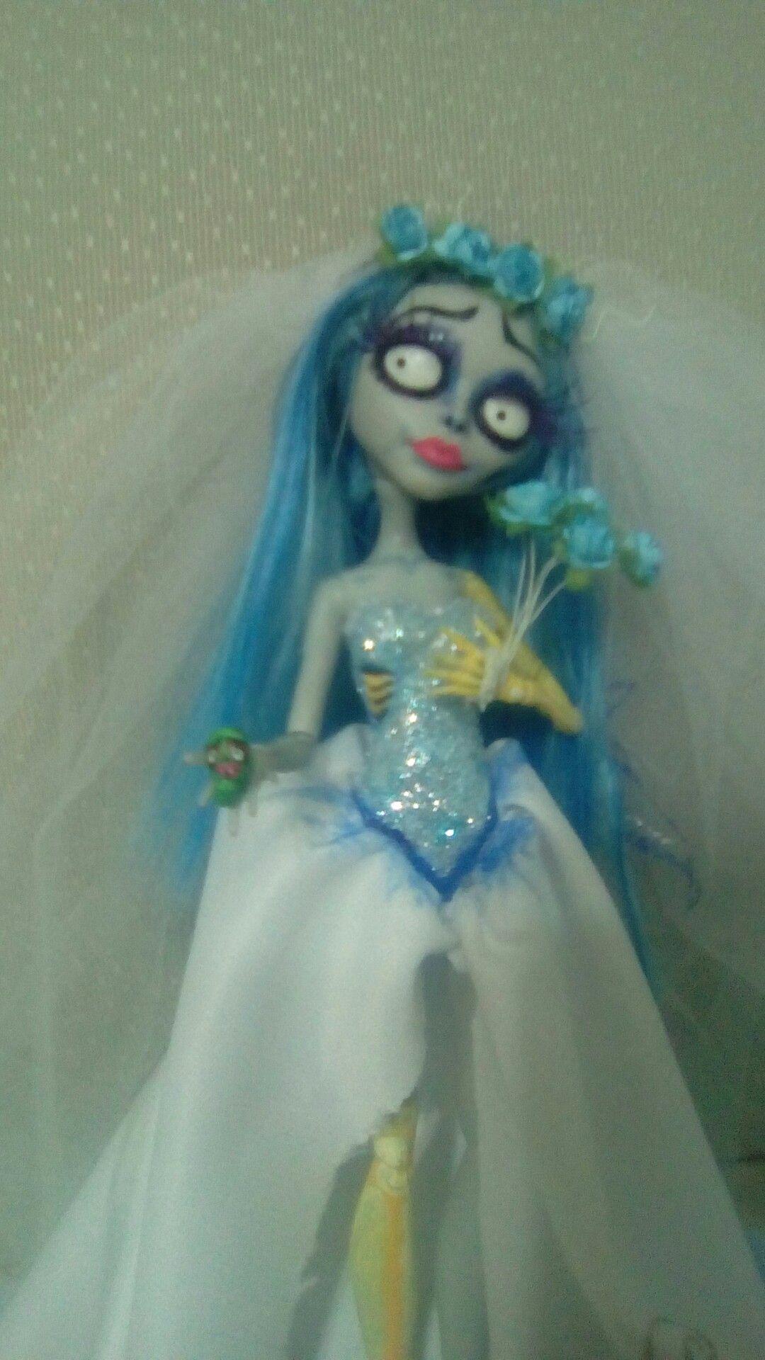 Pin de prisila doll en Muñeca cadáver de la novia   Pinterest   La ...