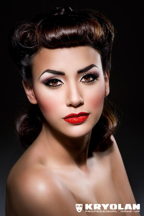 Kryolan Professional Make-up - Gallery - We Color The World | My ...