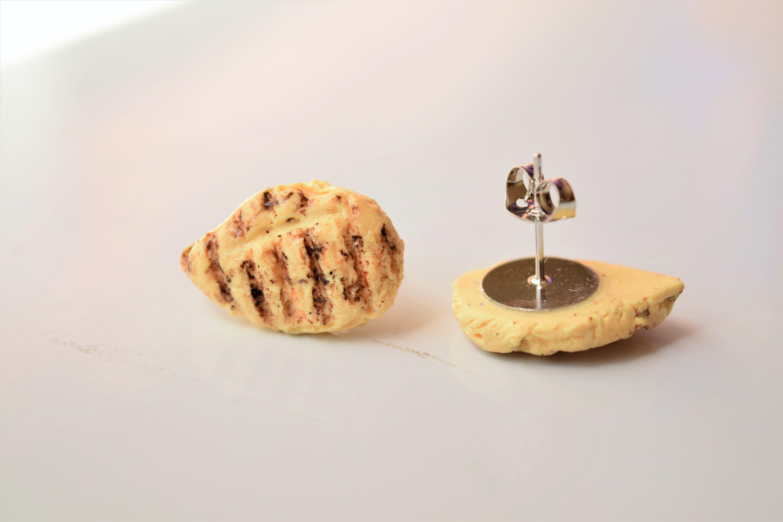 Weird Food Earrings 2