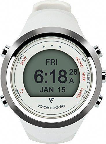 UK Golf Gear Voice Caddie 2018 T1 Hybrid Golf GPS Watch