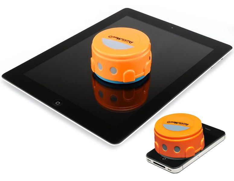 Auto Mee S Smartphone Tablet Screen Cleaning Robot