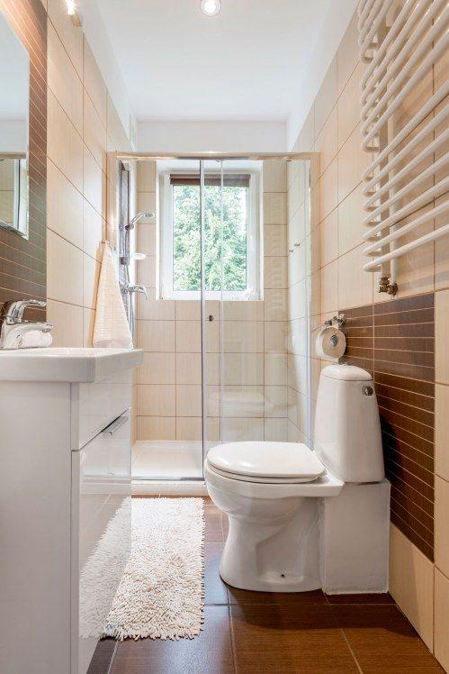Kleines Bad einrichten: 8 geniale Tricks für mehr Platz