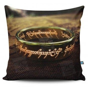 Amooooooorrr adorei essa almofada!! é do senhor dos aneis! :D