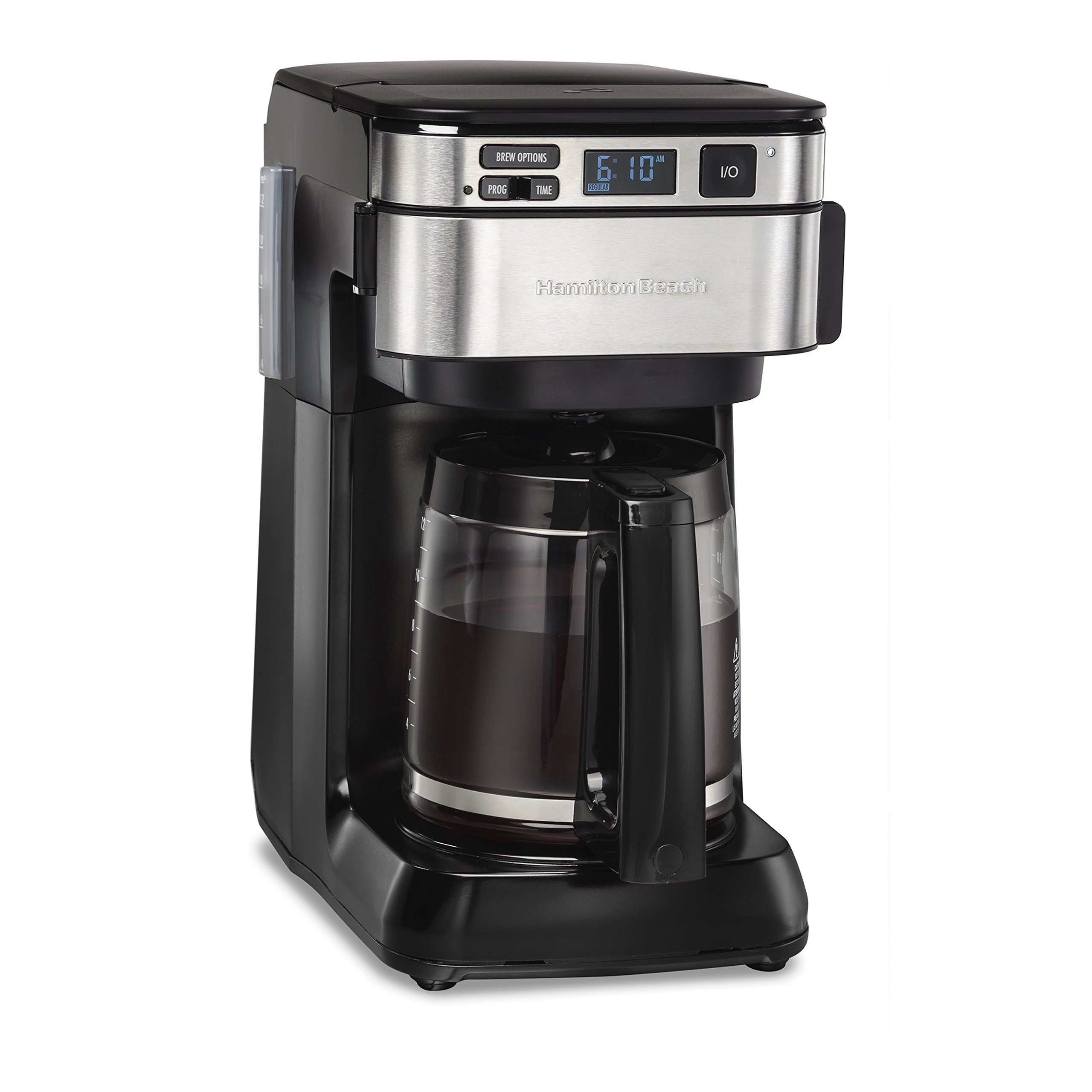 Hamilton beach coffee maker black see this great product