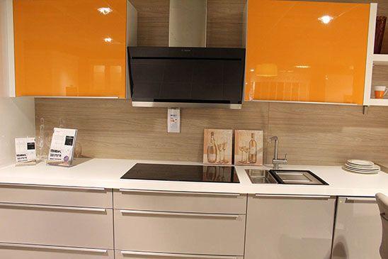 Küchen im Abverkauf bei Pfiff Möbel Preiswerte Einbauküchen - insel k chen abverkauf
