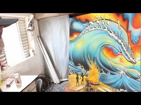 beaches and fish nail disigns | Episode 5: How to Design a Beach Cruiser Bike by Drew Brophy - VXV ...