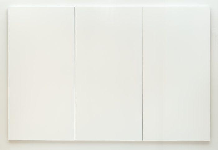 Robert Ruaschenberg - White Painting (1951) | MoMa (San Francisco)  Pop Art