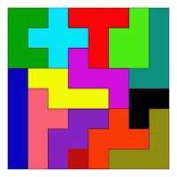 graphic relating to Pentominoes Printable called Пентомино Pentomino puzzle, no cost printable Pentominoes