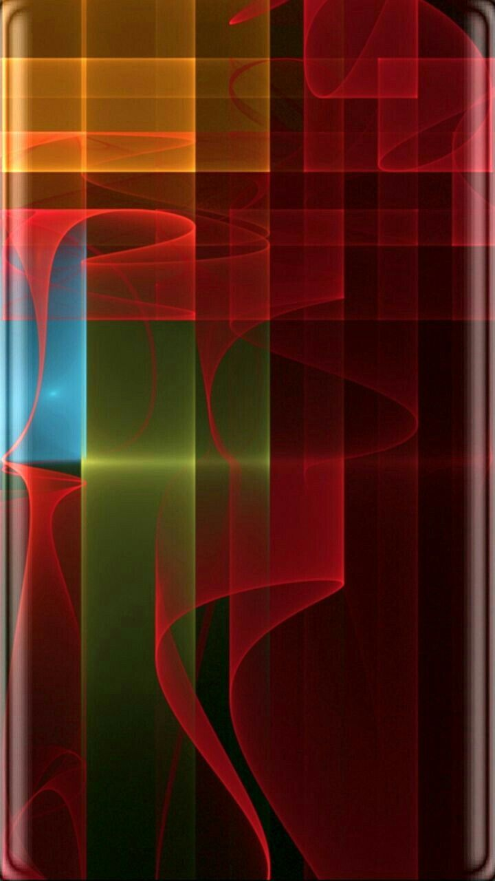 Red abstract geometric wallpaper abstract and geometric wallpapers - Best wallpapers for s5 ...