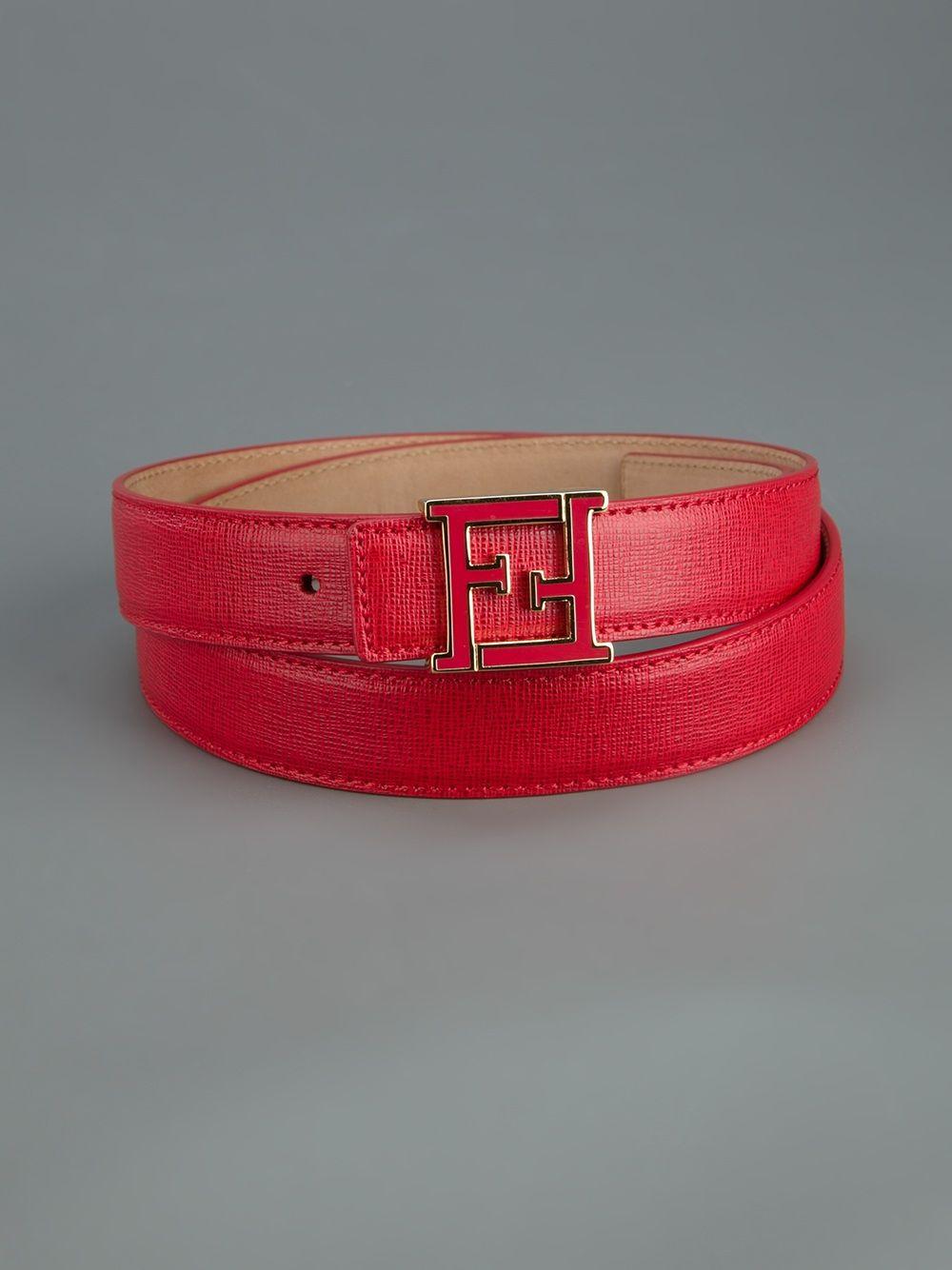 1188957ad332b Fendi Belt - Parisi - farfetch.com   Fashion   Fendi belt, Hermes ...