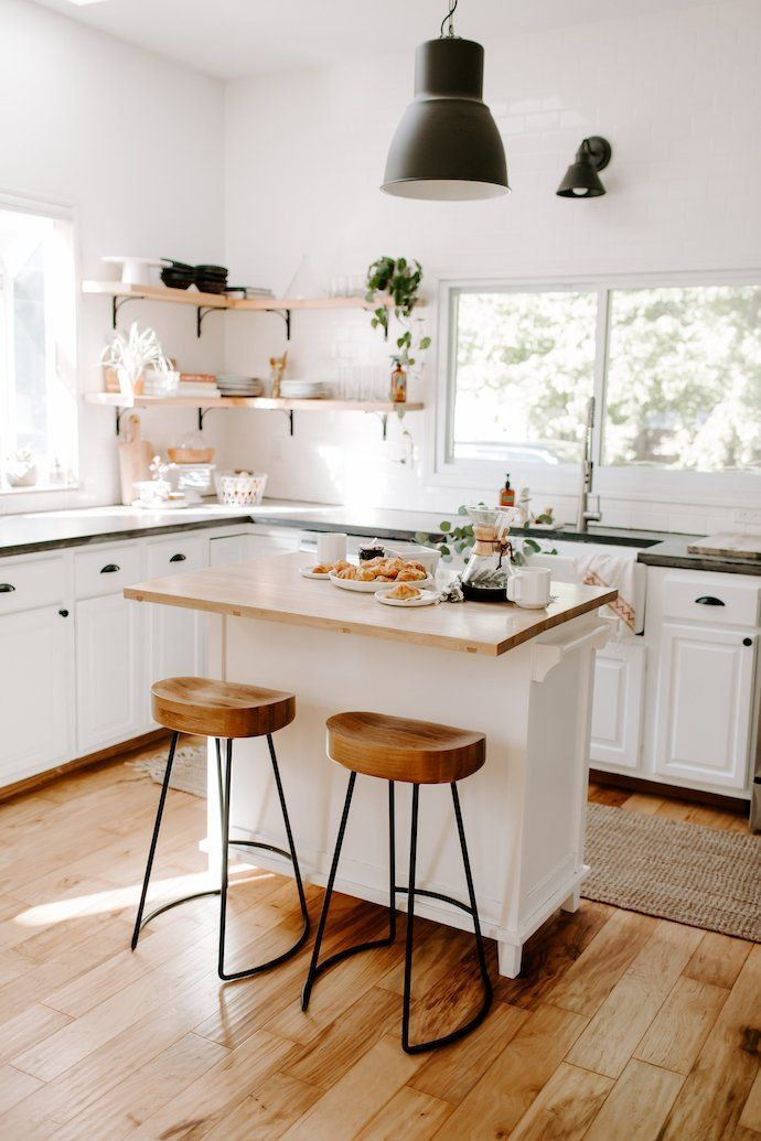 Photo of You Have To See This Beautiful + Serene Kansas City Home #rustichomedecor #diy r…
