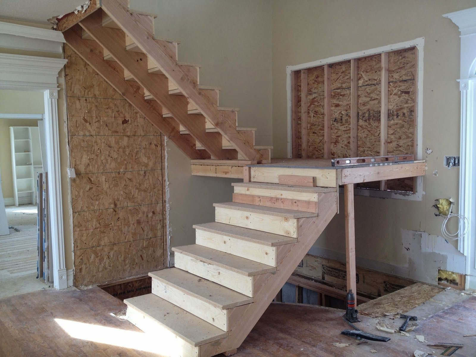 Half Bath Under U Shaped Stairs Photos Google Search
