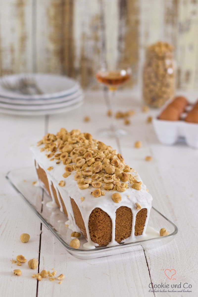 Nusskuchen Wie Von Oma Oder Besser Cookie Und Co Nusskuchen Saftiger Nusskuchen Kuchen Rezepte Einfach