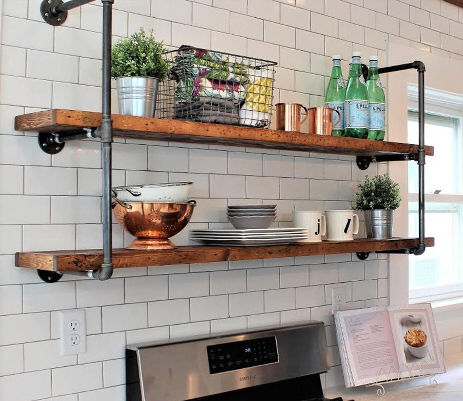 Pin On Rustic Kitchen