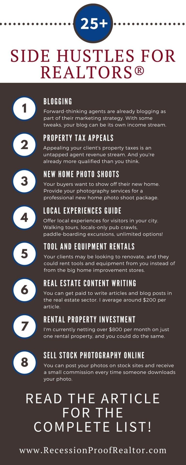 25+ Ways to Make Money as a Real Estate Agent - Real Estate Side HustlesReal Estate Side Hustles