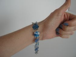 I make and sell upcycled jewelry and hair accessories that are made from aluminum cans, fabric, yarn, or anything else I'm inspired to use.. If...