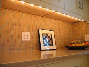Customer Lighting Project Xenon Low Voltage Light Strip