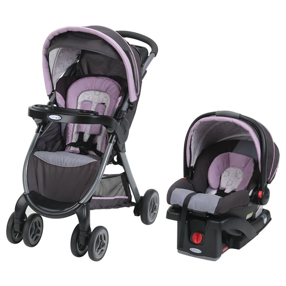 Graco fastaction fold click connect travel system janey graco babies r us