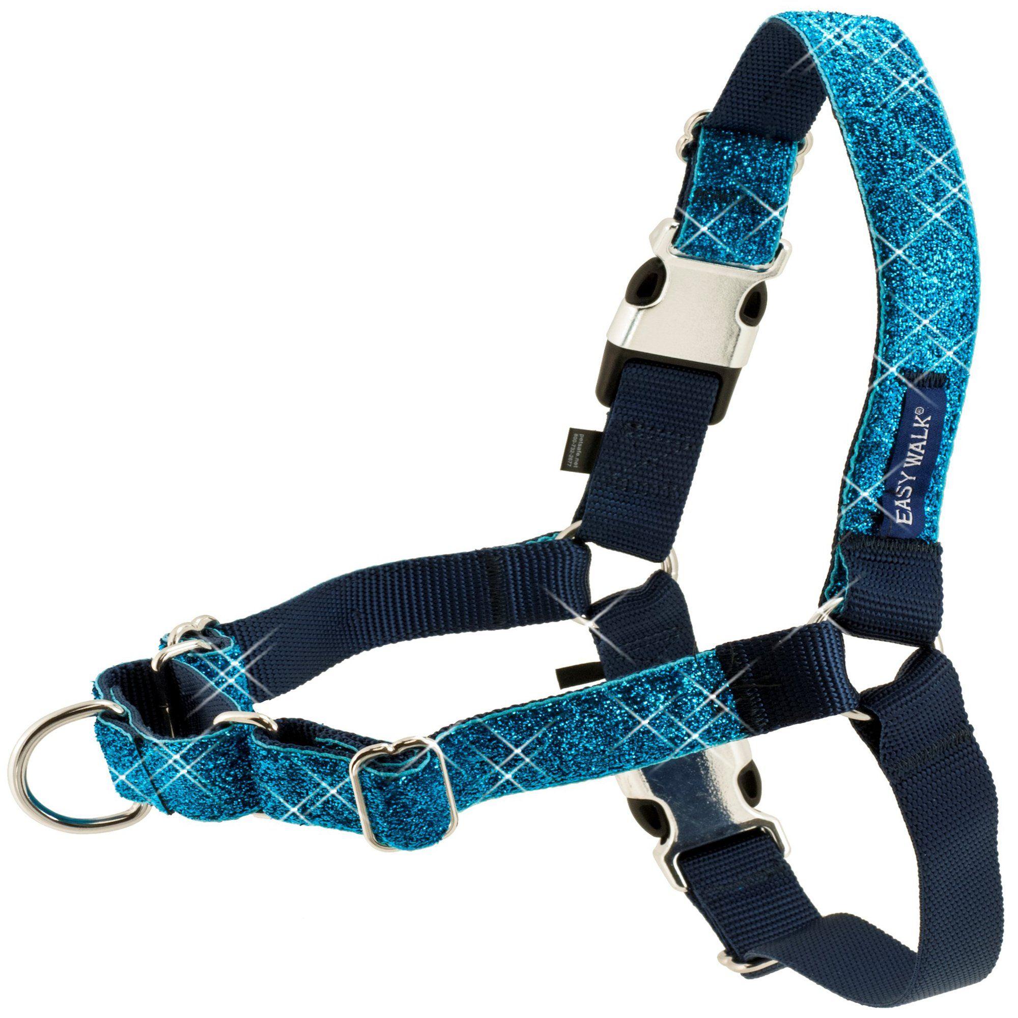Petsafe Easy Walk Harness In Blue Bling Small Produtos Pet